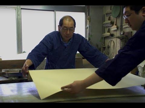 手技TEWAZA「江戸からかみ」Edo Karakami/伝統工芸 青山スクエア Japan traditional crafts Aoyama Square