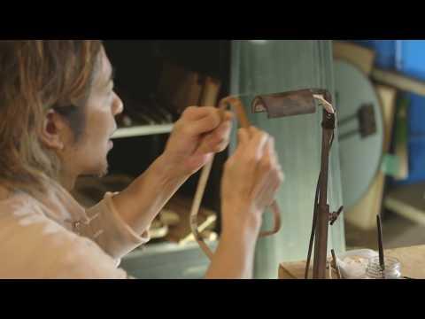 手技TEWAZA「駿河竹千筋細工」Suruga Take Sensuji Zaiku Suruga Bamboo Ware/伝統工芸 青山スクエア Aoyama Square