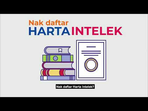 Pendaftaran Harta Intelek di IP Online | Video Tutorial