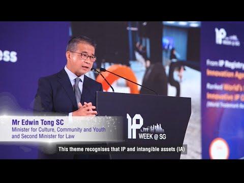 IP Week @ SG 2021: Event Highlights