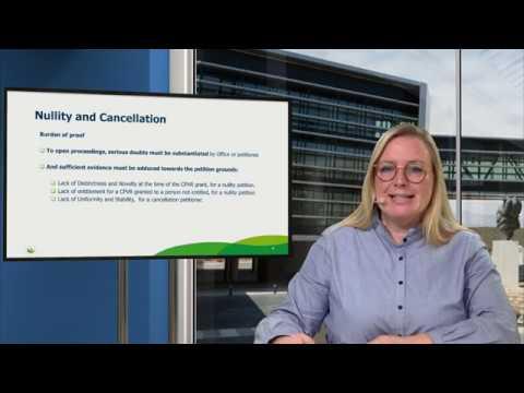 Legal proceedings at the CPVO - Anne Gardener, Board of Appeal Registrar