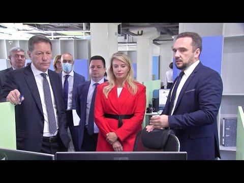 ОТС-ТВ: Сибирский центр Федерального института промышленной собственности открыли в Новосибирске