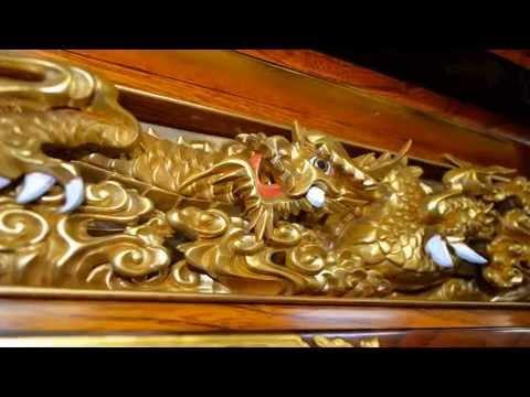 山形市伝統的工芸品「仏壇(ぶつだん)」
