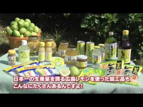 広島県広報番組(平成23年11月13日)食べてみんさい!広島レモン
