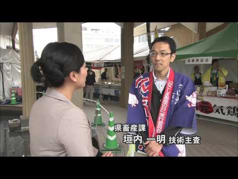 「本物。鹿児島県」~安心・安全,美味しい!!県産畜産物の魅力を発信(2012年12月15日放送)