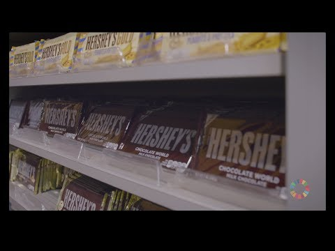Hershey's Legacy of Making More Moments of Goodness