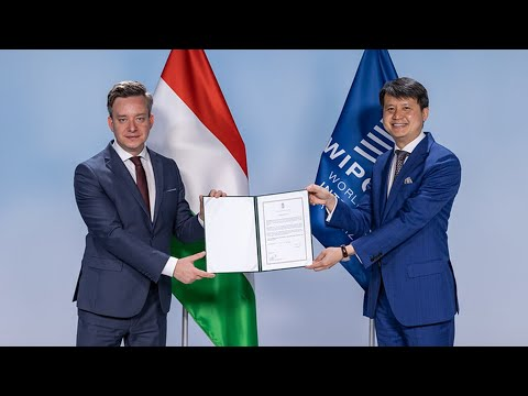 Hungary Joins Geneva Act of WIPO's Lisbon Agreement on Geographical Indications