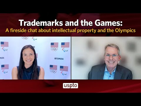 Trademarks and the Games: A fireside chat about intellectual property and the Olympics