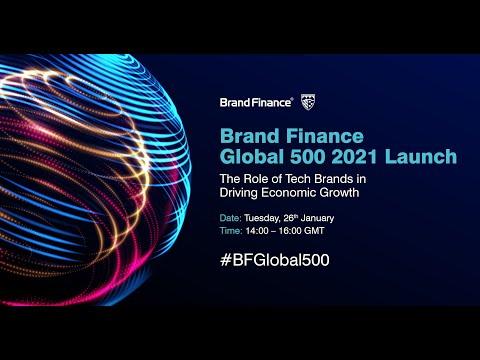 Brand Finance Global 500 2021 Launch