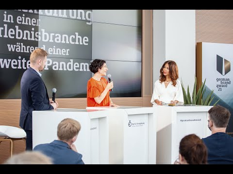 German Brand Awards 2021: Awards show and German Brand Convention (full length)