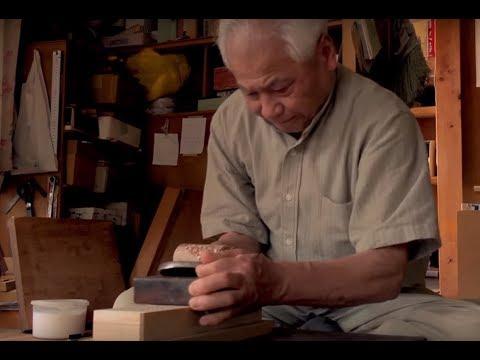 手技TEWAZA「箱根寄木細工」Japan Hakone Marquetry/伝統工芸 青山スクエア Japan traditional crafts Aoyama Square