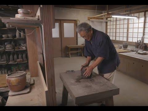 手技TEWAZA「備前焼」Bizen pottery/伝統工芸 青山スクエア Japan traditional crafts Aoyama Square