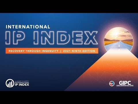 2021 International IP Index: Why Intellectual Property Matters for South Africa Business