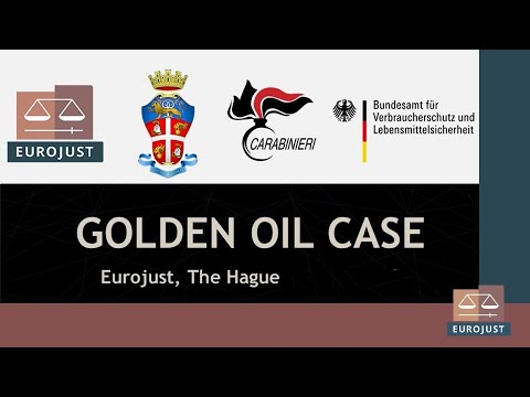 Crackdown on counterfeit olive oil trade | Eurojust