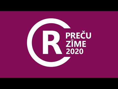 """""""Gada preču zīme 2020"""" apbalvošanas ceremonija"""