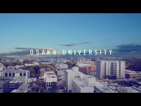 Osaka university PR 【PV】