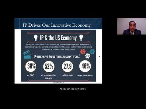 Protecting U.S. Intellectual Property Overseas