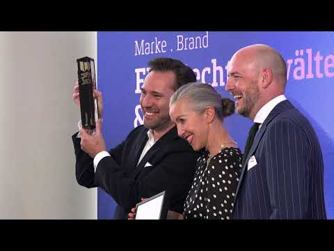 German Brand Awards 2021: Awards show and German Brand Convention