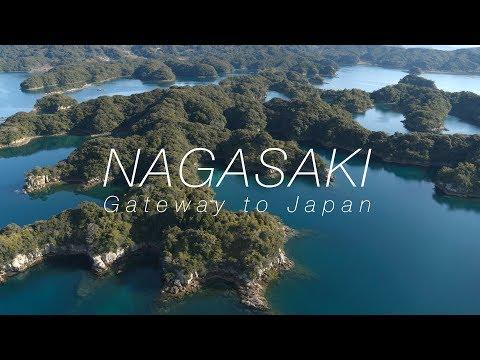 Nagasaki Gateway to Japan 4K (Ultra HD) - 長崎