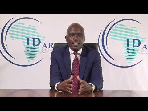 ARIPO Director General, Bemanya Twebaze, World IP Day 2021 Address