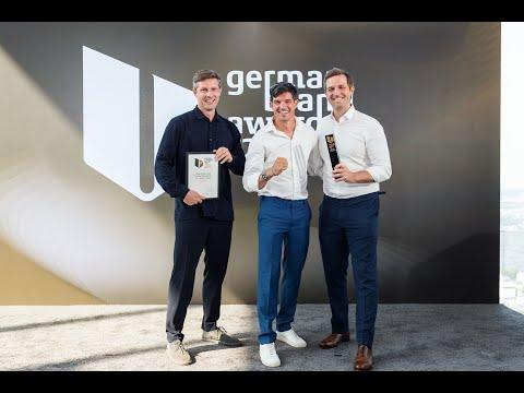 German Brand Award 2021: Award show and German Brand Convention