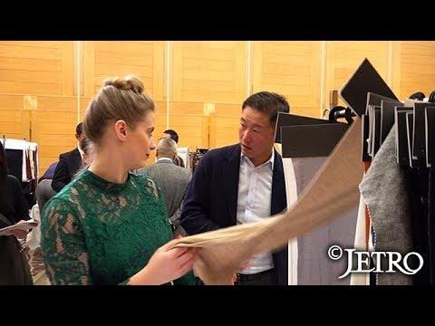 """【JETRO】和歌山テキスタイルの挑戦 ‐""""ここしかできない""""技術で世界のニーズをつかむ‐"""