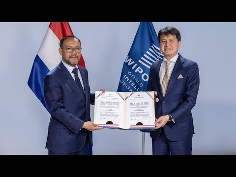Paraguay Joins WIPO Classification Treaties
