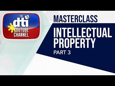 Intellectual Property (PART 3) | Masterclass Mondays