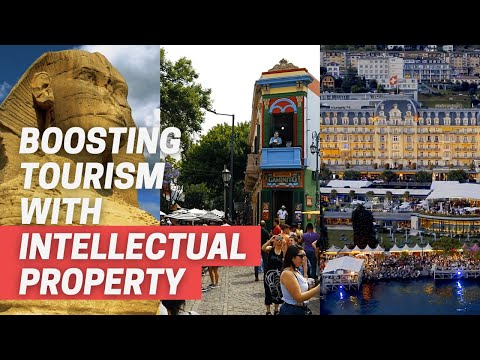 How to Boost Tourism With Intellectual Property