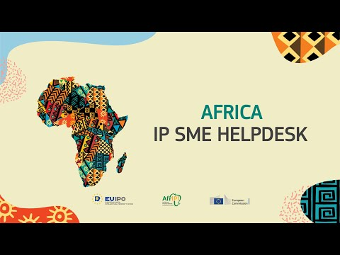 Africa IP SME Helpdesk - What's about?