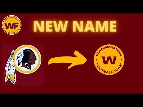 Washington Football Team's New Name Is Going To Be....