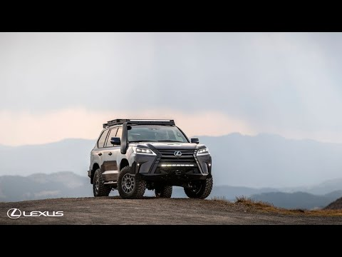 Lexus LX 570 J201 Concept | Lexus