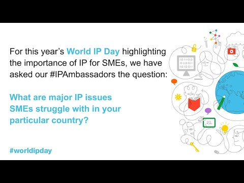 World IP Day 2021: What are major IP issues SMEs struggle with?