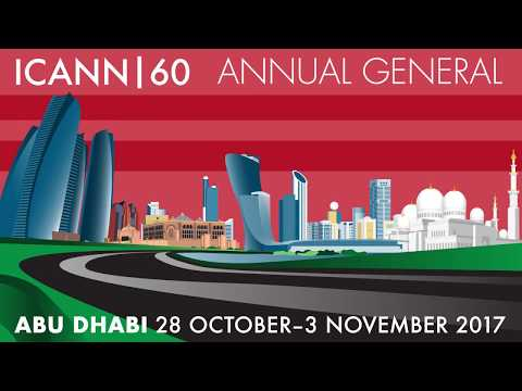ICANN60 Welcome Video from Baher Esmat