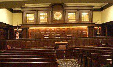CAFA Court Room, Washington D.C.