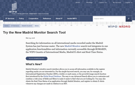 Try the New Madrid Monitor Search Tool
