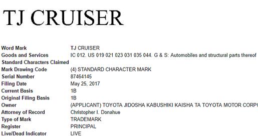 TJ cruiser