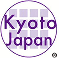「Kyoto Japan」ロゴマーク